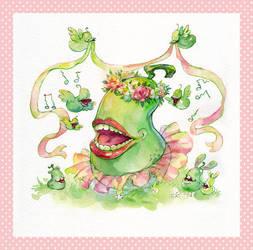 Princess Pear by Kutty-Sark