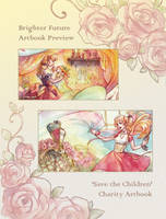 Brighter Future Artbook Preview by Kutty-Sark