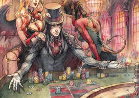 Demons Casino by Kutty-Sark