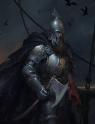 The Iron Captain by andrewmar