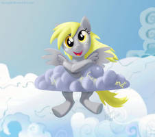 Derpy by TavoGDL
