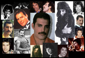 The Beautiful Freddie Mercury by MandyB82
