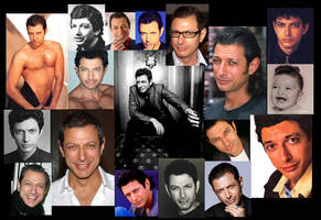 Jeff Goldblum Wallpaper by MandyB82