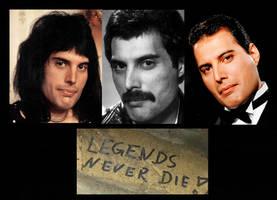 Legends Never Die by MandyB82