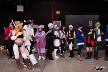 Akame ga Kill cosplay from Japan Weekend Barcelona by IGrayI