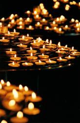 Notre Dame Glows II by LightWorks