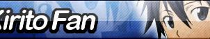 Kirito Fan Button V1.1 (Request) by Natakiro