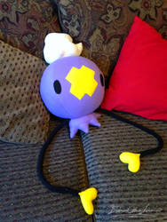 Drifloon Plush by BehindtheLine