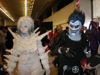 DN cosplay- Fear the Shinigami by Shu-Maat
