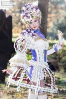 Garden Pansy - Sakizo cosplay by Shu-Maat