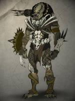 viking times predator by heckthor