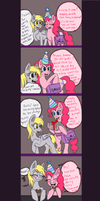 Why Derpy likes Muffins. by KamiraCeeker