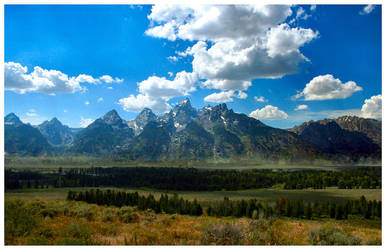 Wyoming by YellowEleven