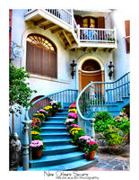 New Orleans Square II by YellowEleven