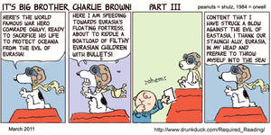 It's 1984, Charlie Brown 3 by Thinston