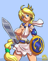 Sophitia by GunShad