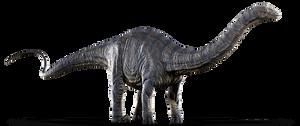 Jurassic World: Apatosaurus by sonichedgehog2