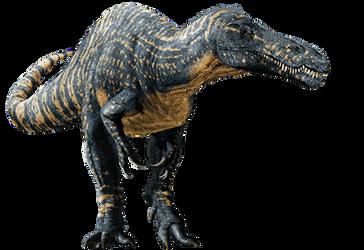 Jurassic World: Suchomimus V2 by sonichedgehog2