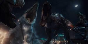 Jurassic World: The Battle for Isla Nublar! by sonichedgehog2