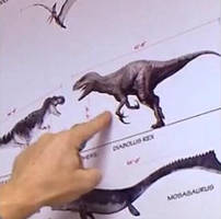 Jurassic World: The Diabolus Rex! by sonichedgehog2