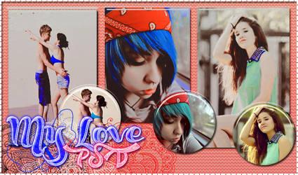 My Love PSD by DailethWinkle