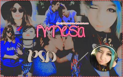 Amnesia PSD Gratis. by DailethWinkle