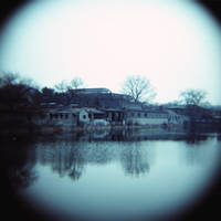 Silence in Beijing Lomo by EonBlueFeanor