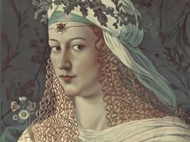 Lucrezia Borgia by RafkinsWarning
