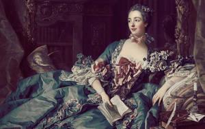 Marquise de Pompadour by RafkinsWarning