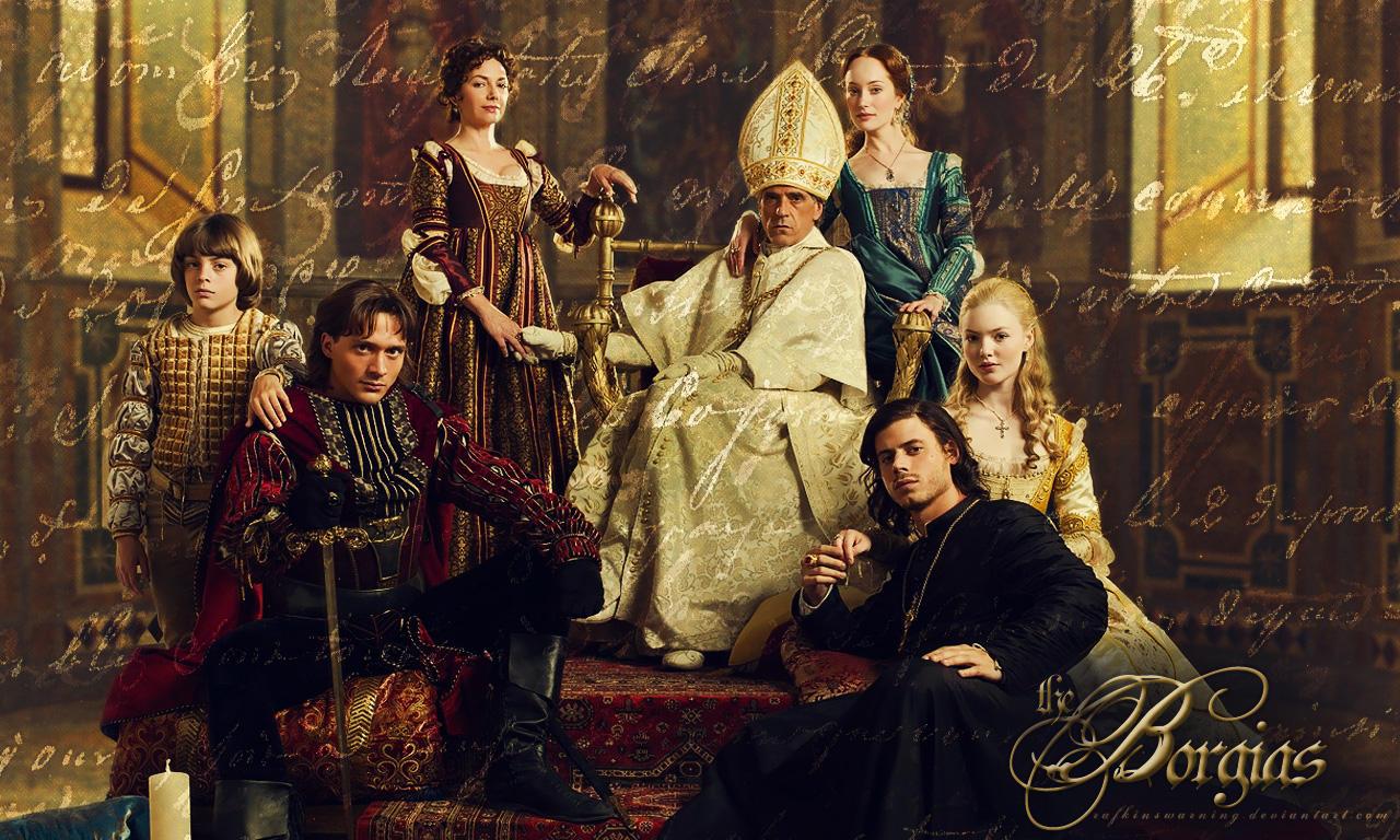 The Borgias :. Power by RafkinsWarning