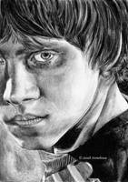 Ron Weasley by ScenicSarah