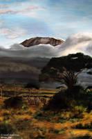 Kenyan Safari by ScenicSarah