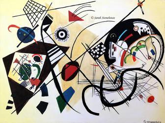 Kandinsky's Unbroken Line - Copy by ScenicSarah