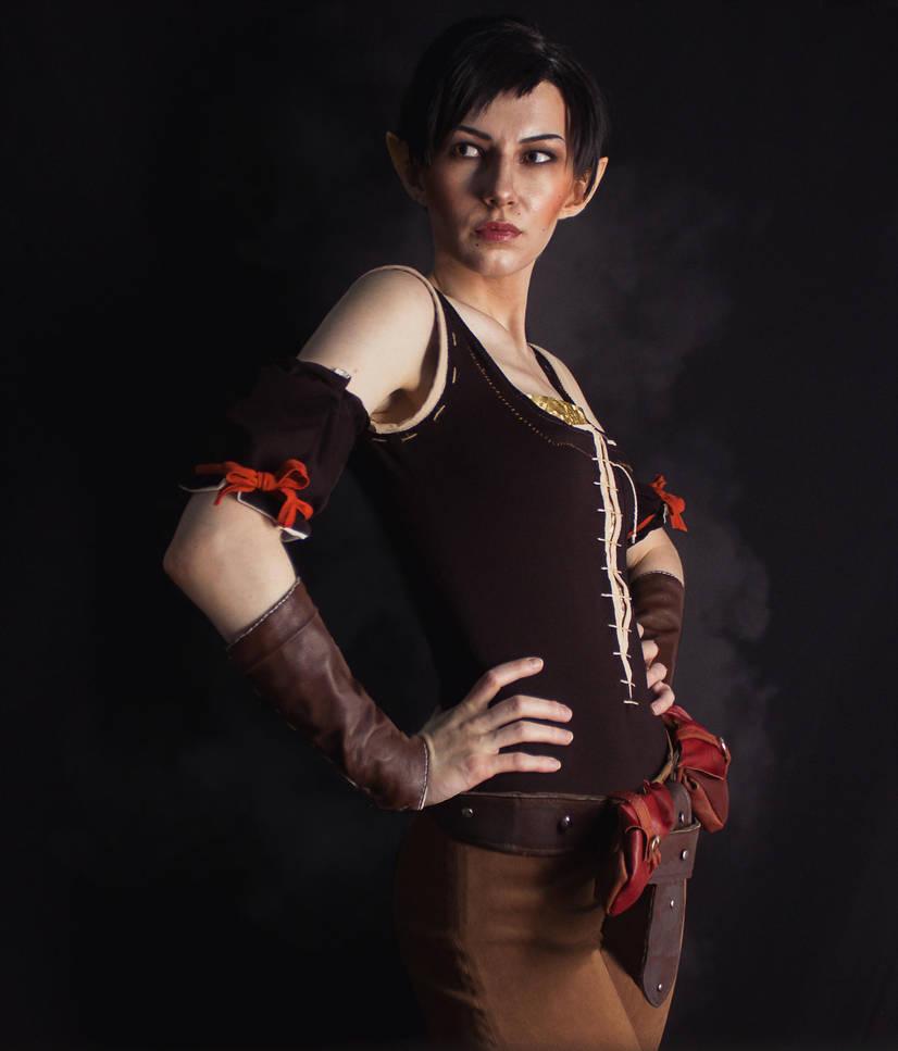 Eveline Gallo by LaynesLionRedCat