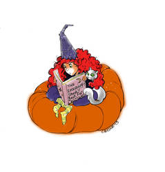 Happy Hallowe'en Reading! by tinycoward