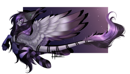 [AT] Chained WolfMoon by MinElvi