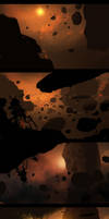 Making of 'Mine Titan - 27c ' by ArtistMEF