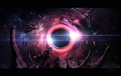 Black Hole by ArtistMEF