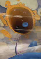 Blue Blood by ArtistMEF