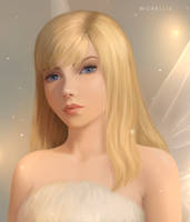Tinkerbell by Wickellia