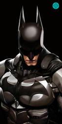 The Batman by Artoflette