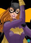 Batgirl by Artoflette