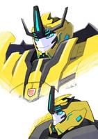 Ultra Bee! by kandagawagufu