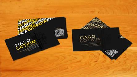 Business Card by tiagogmc