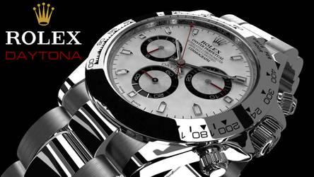 Rolex Daytona 4th Render by tiagogmc