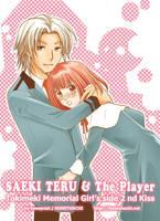 Saeki Teru and Player by honeynut