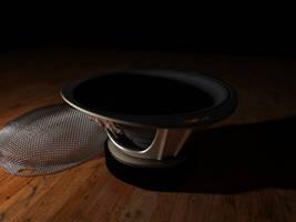 Speaker by MikeK4ICY