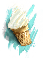 Soft Serve by MikeK4ICY