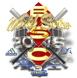 BSC World Series Logo 18 by MikeK4ICY