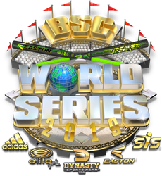 BSC World Series Logo 19 by MikeK4ICY